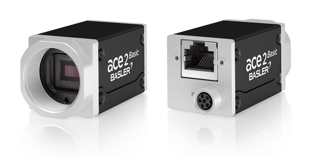 Basler ace 2 GigE Camera